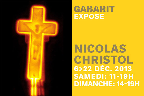 Exposition de Nicolas Christol @ GABARIT
