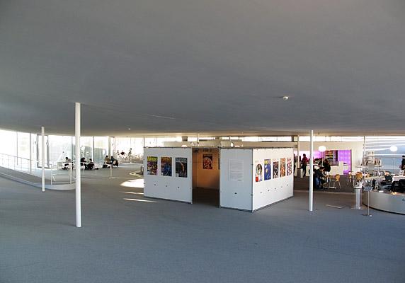 Exposition - Maison d'Ailleurs à l'EPFL